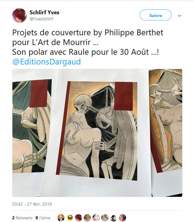 Philippe Berthet, une volonté de novation graphique permanente - Page 4 Berthe14
