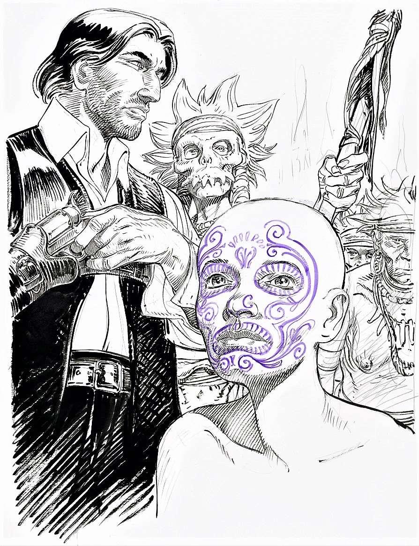 Francois Boucq, un style oscillant entre réalisme cru et humour absurde - Page 3 Boucq_10