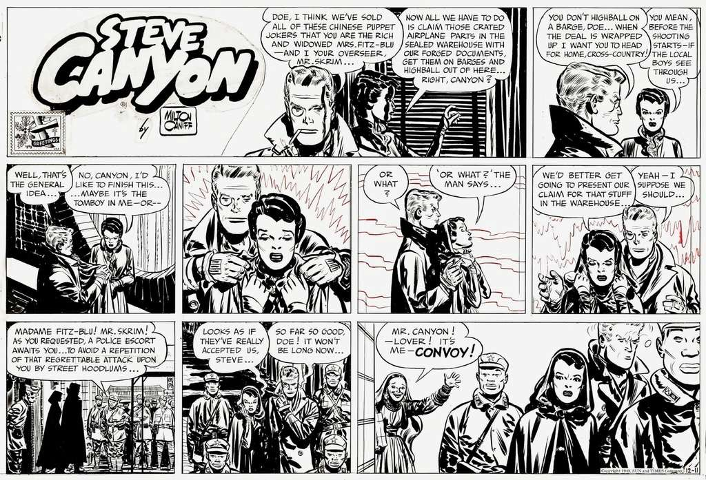 Milton Caniff - Page 7 Caniff18