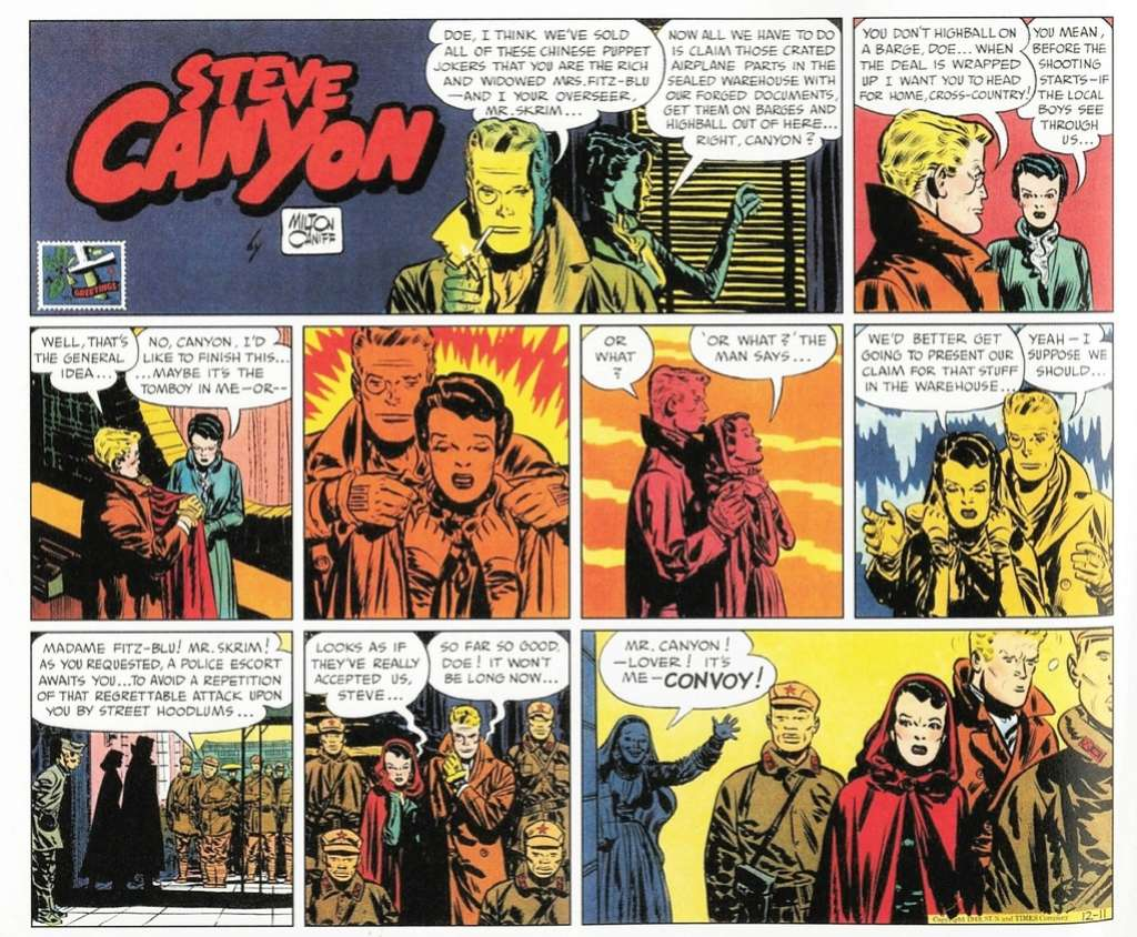Milton Caniff - Page 7 Caniff19