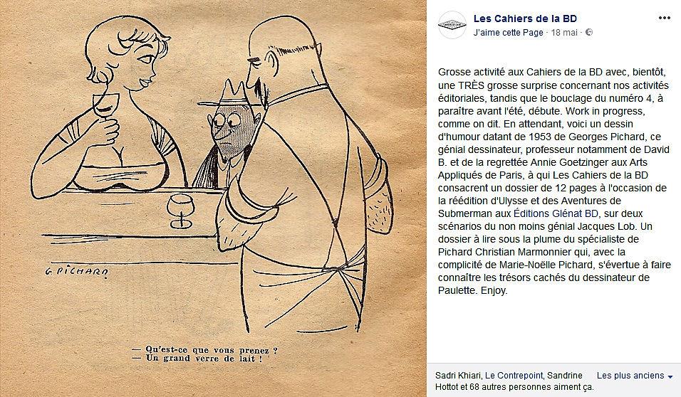 Les nouveaux CAHIERS DE LA BD - Page 3 Cbdpic11