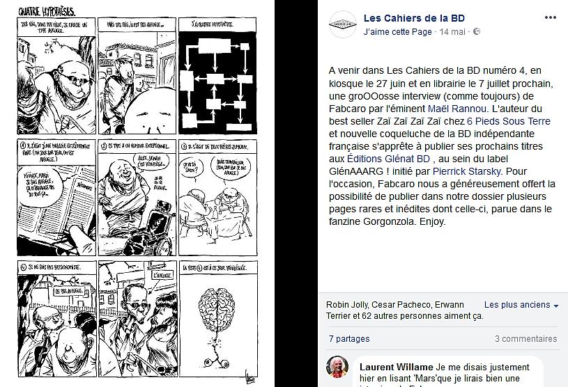 Les nouveaux CAHIERS DE LA BD - Page 3 Cdbdne10