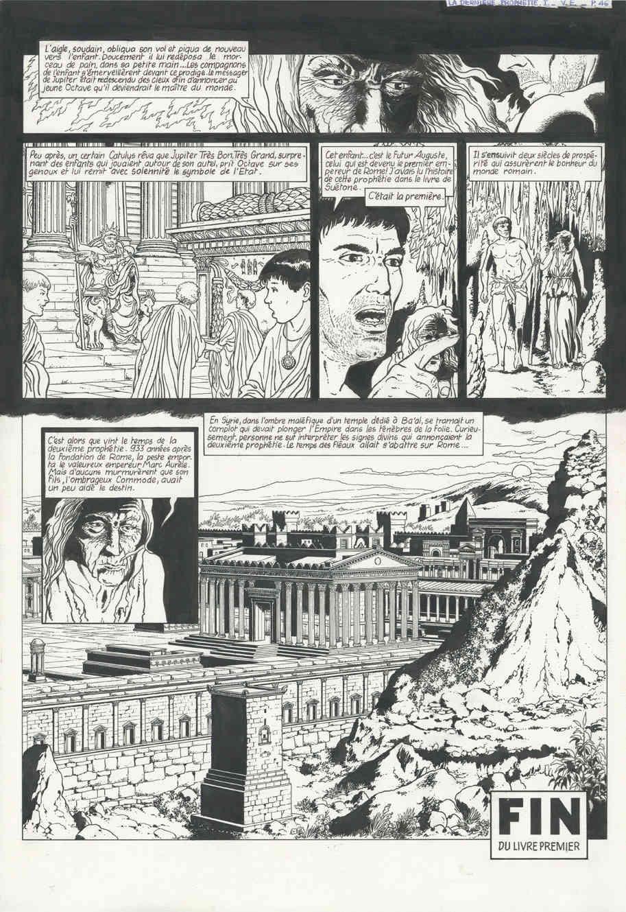 La Dernière Prophétie de Gilles Chaillet - Page 2 Chaill24