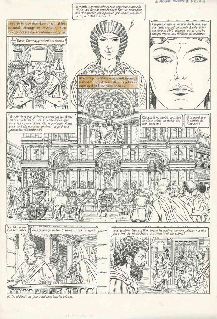 La Dernière Prophétie de Gilles Chaillet - Page 2 Chaill25