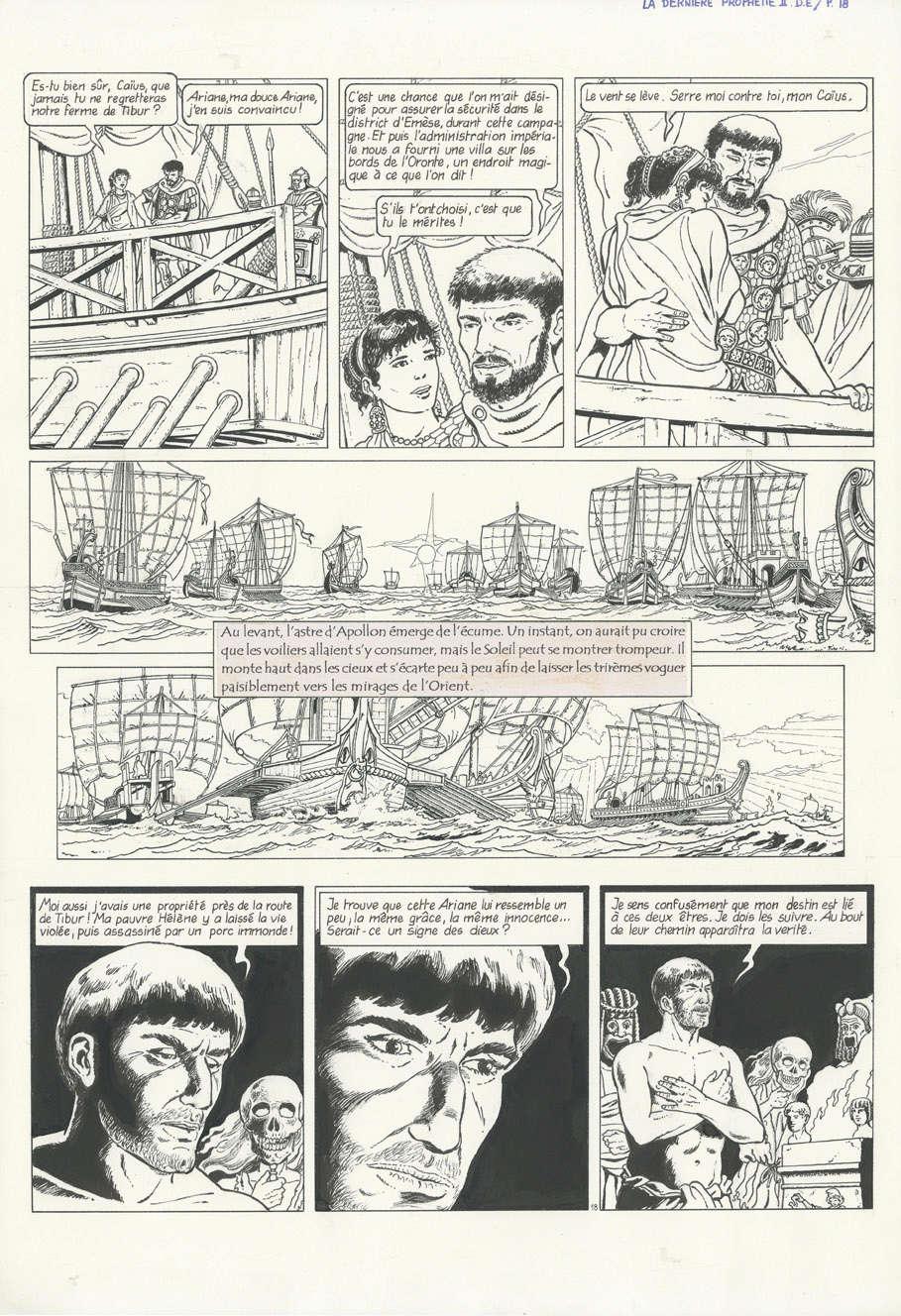 La Dernière Prophétie de Gilles Chaillet - Page 2 Chaill26