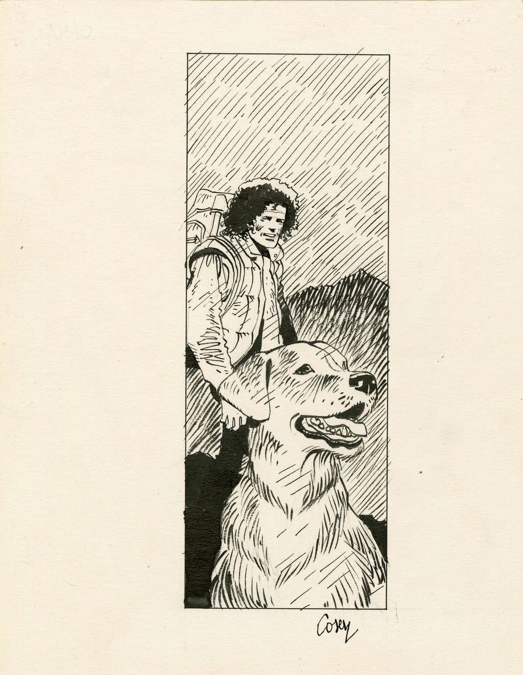 Cosey, l'éternel voyageur - Page 6 Cosey-10
