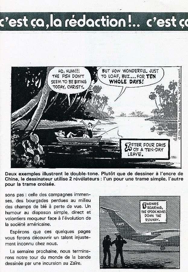 Wash Tubbs, Buz Sawyer par Roy Crane - Page 3 Cranes11