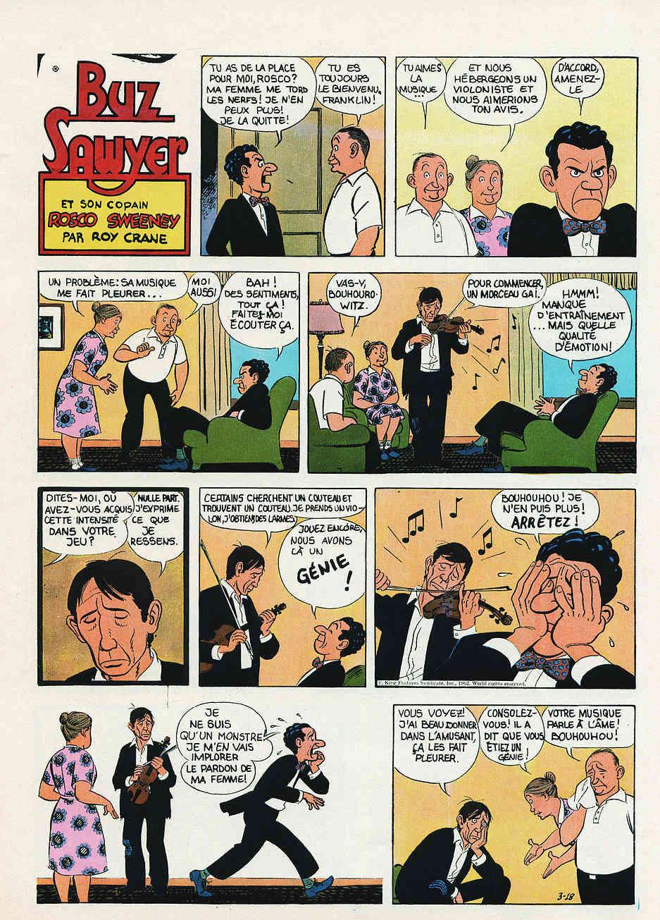 Wash Tubbs, Buz Sawyer par Roy Crane - Page 3 Cranes14