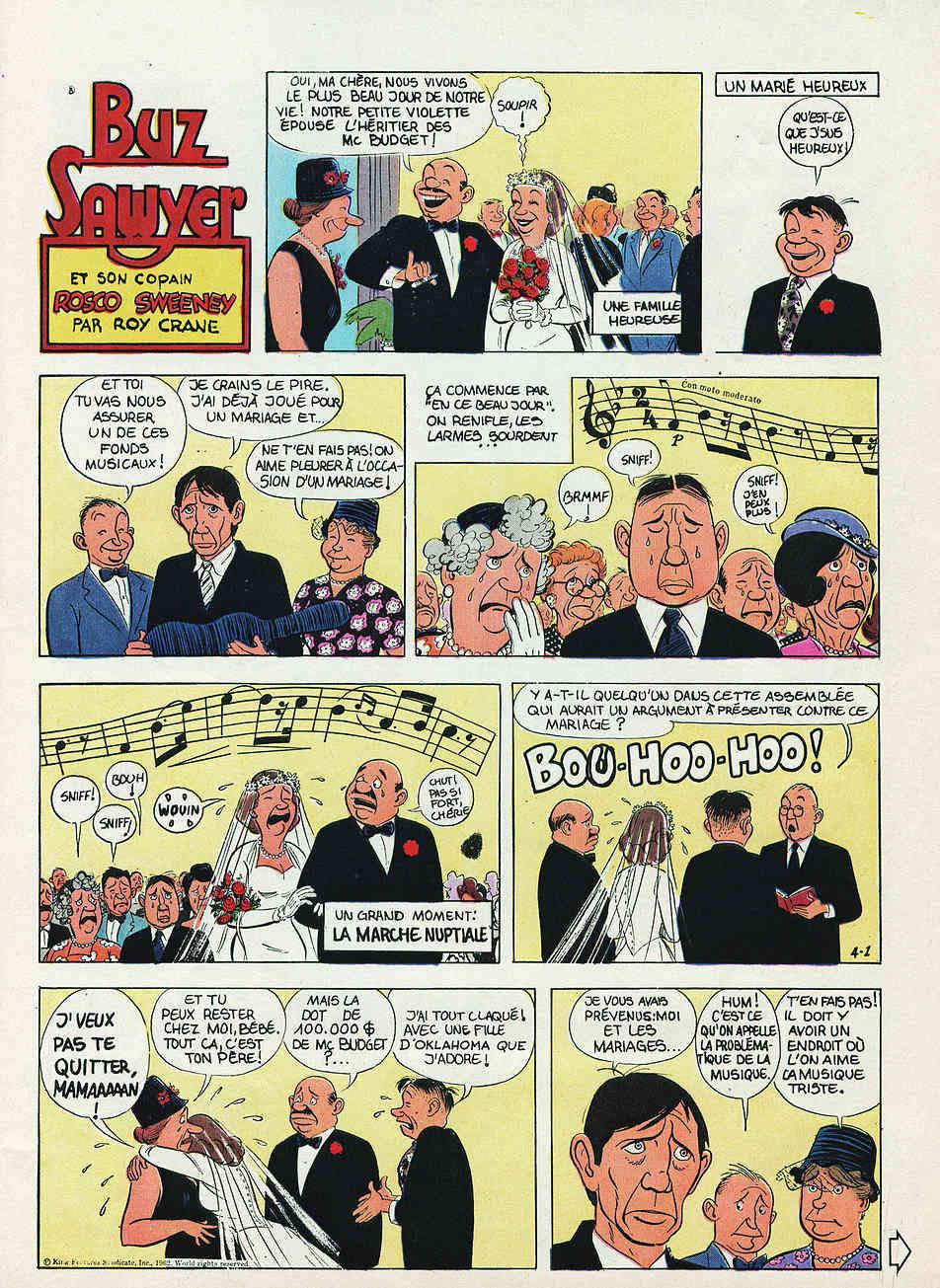 Wash Tubbs, Buz Sawyer par Roy Crane - Page 3 Cranes15
