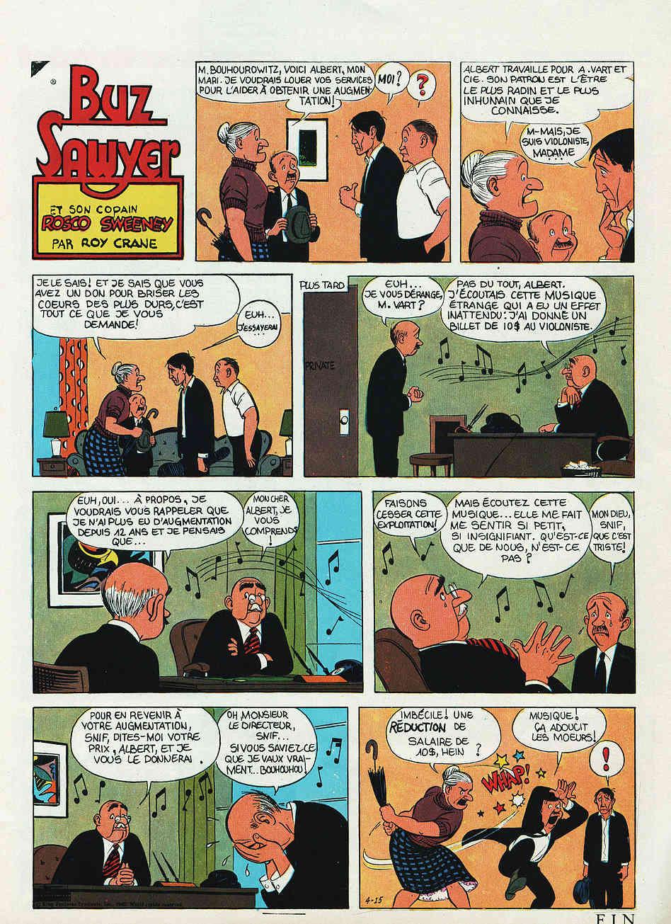 Wash Tubbs, Buz Sawyer par Roy Crane - Page 3 Cranes17