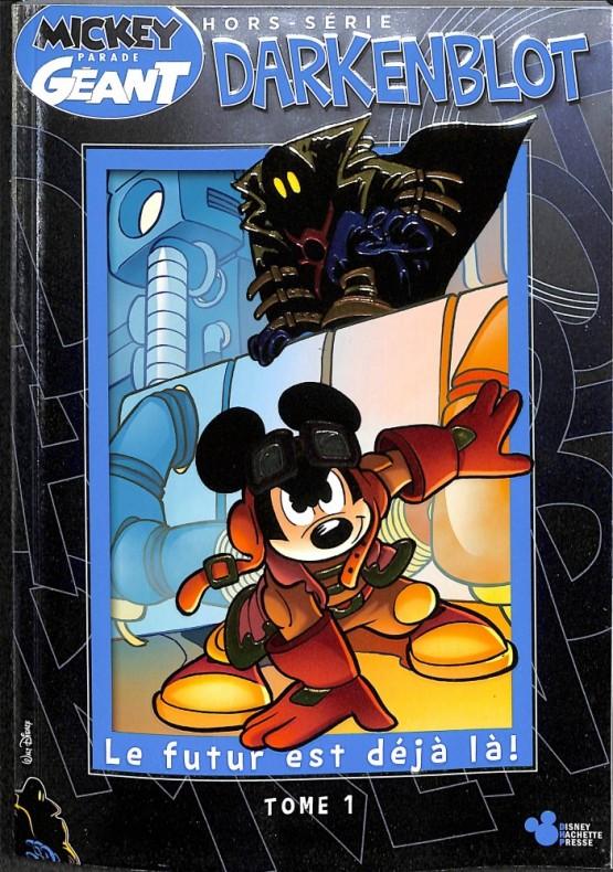 Mickey par Iwerks, Gottfredson et les autres - Page 10 Darken10