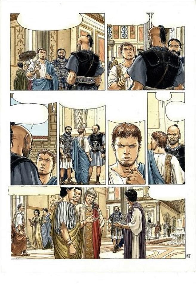 Murena a t-il remplacé Alix ? - Page 8 Delaby21