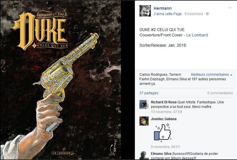 Hermann le dessinateur sans limite - Page 15 Duke210