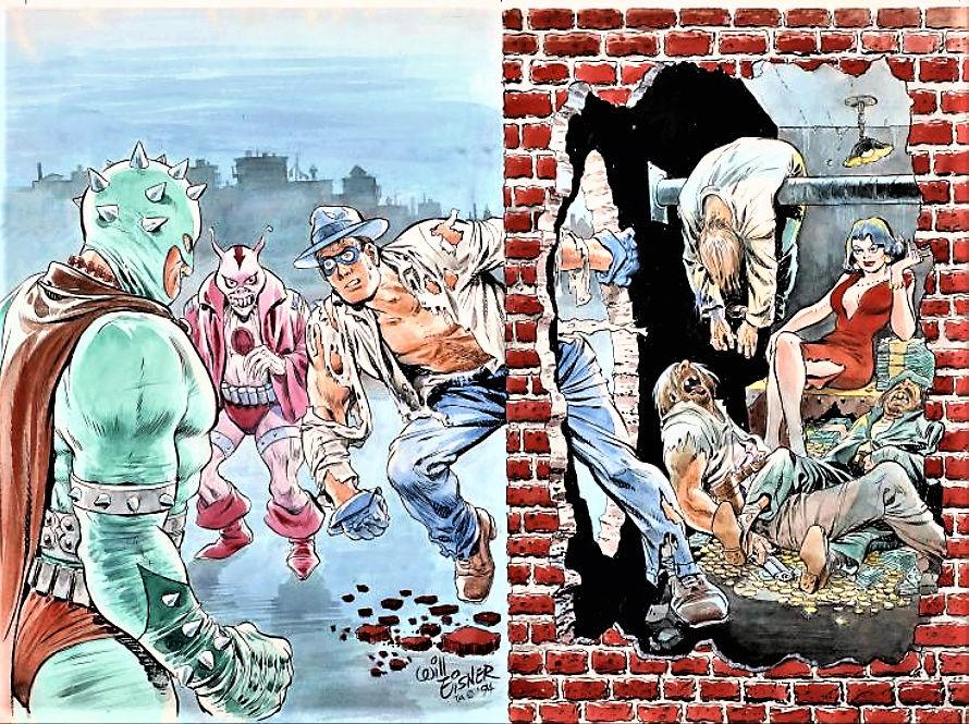Les récits de Will Eisner - Page 7 Eisner10
