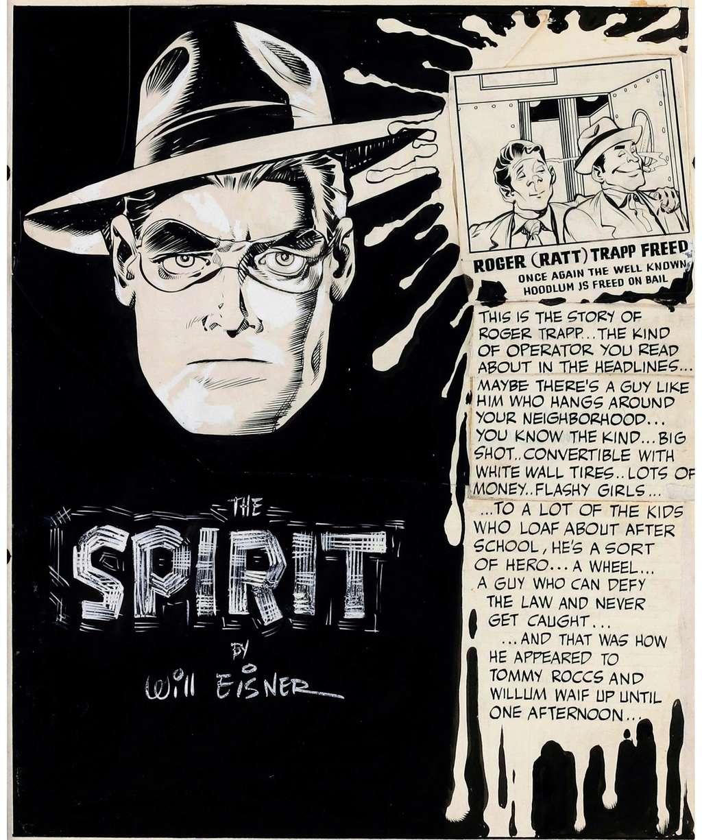 Les récits de Will Eisner - Page 7 Eisner12