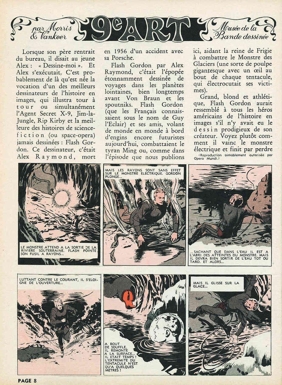Alex RAYMOND et ses personnages - Page 7 Fgspir10