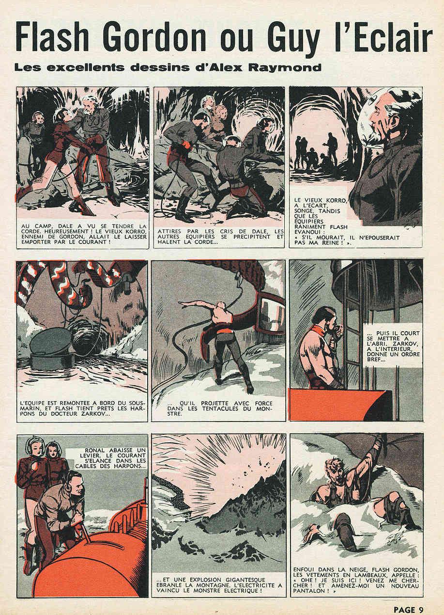 Alex RAYMOND et ses personnages - Page 7 Fgspir11