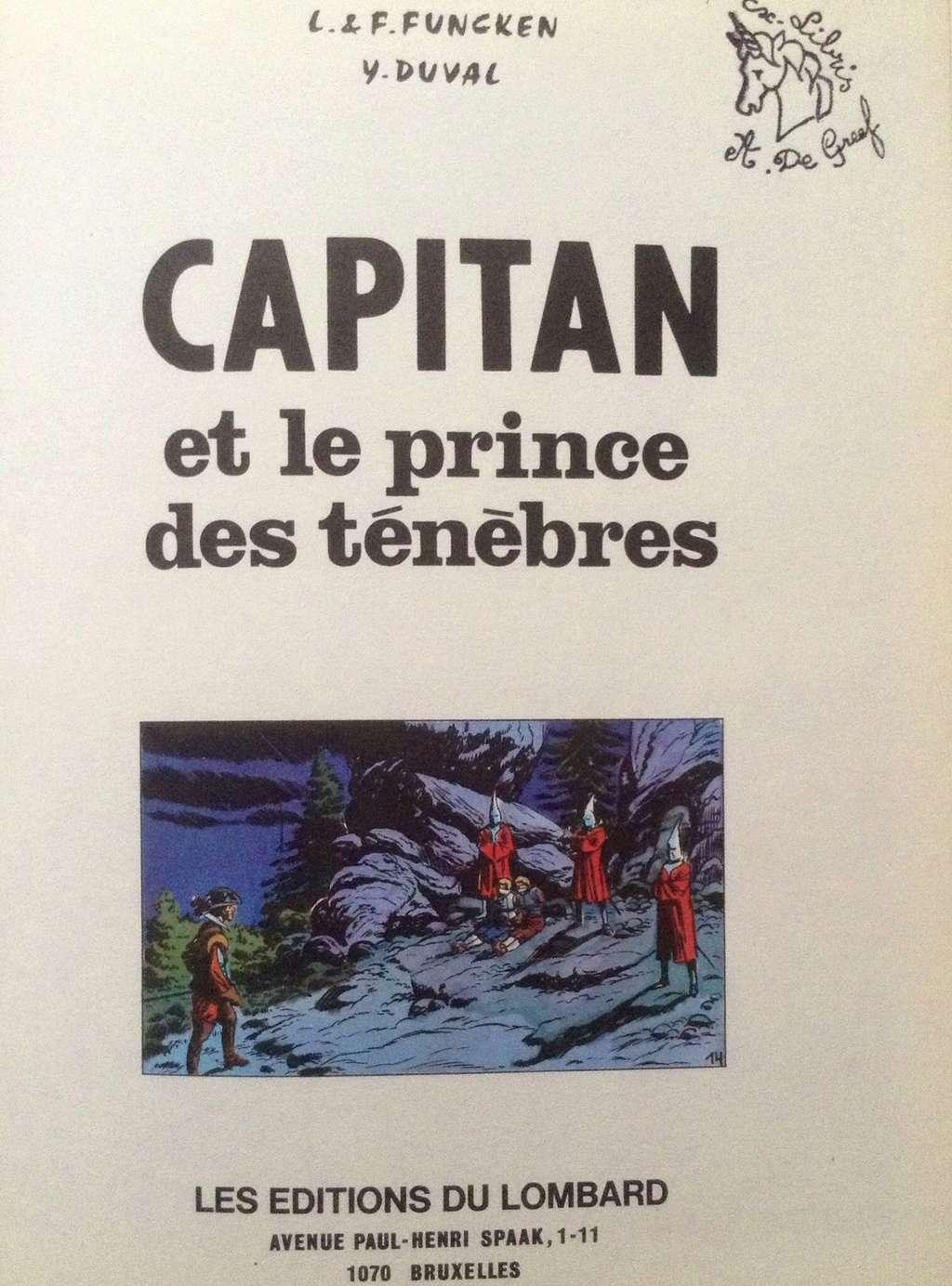 Capitan de Funcken (Fred et Liliane) - Page 2 Funcke17