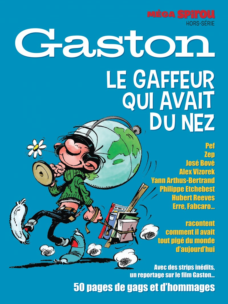 Spirou ... le journal - Page 22 Gaston11
