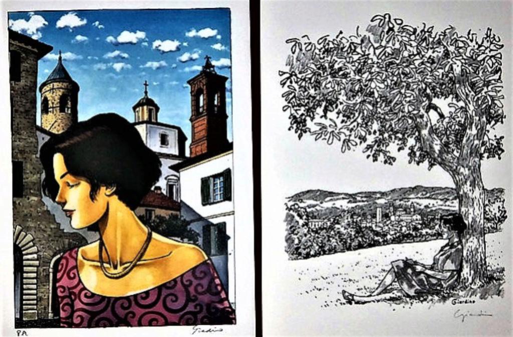 Vittorio GIARDINO et ses créations - Page 4 Giardi12