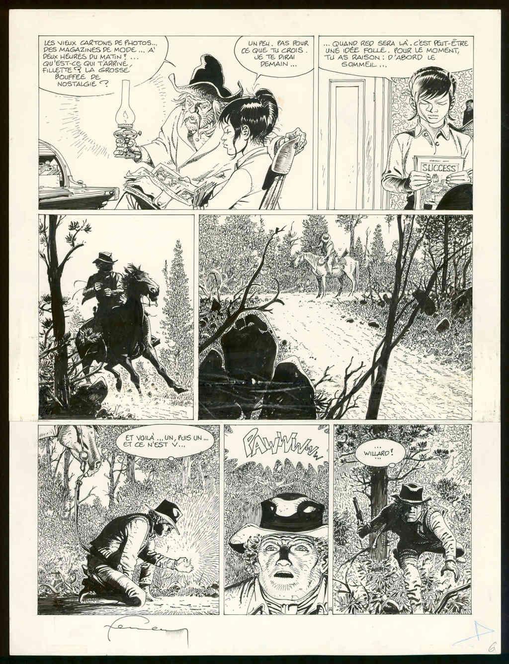 Hermann le dessinateur sans limite - Page 15 Herman10
