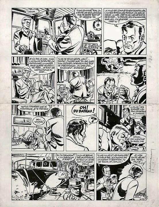 Hermann le dessinateur sans limite - Page 15 Herman11