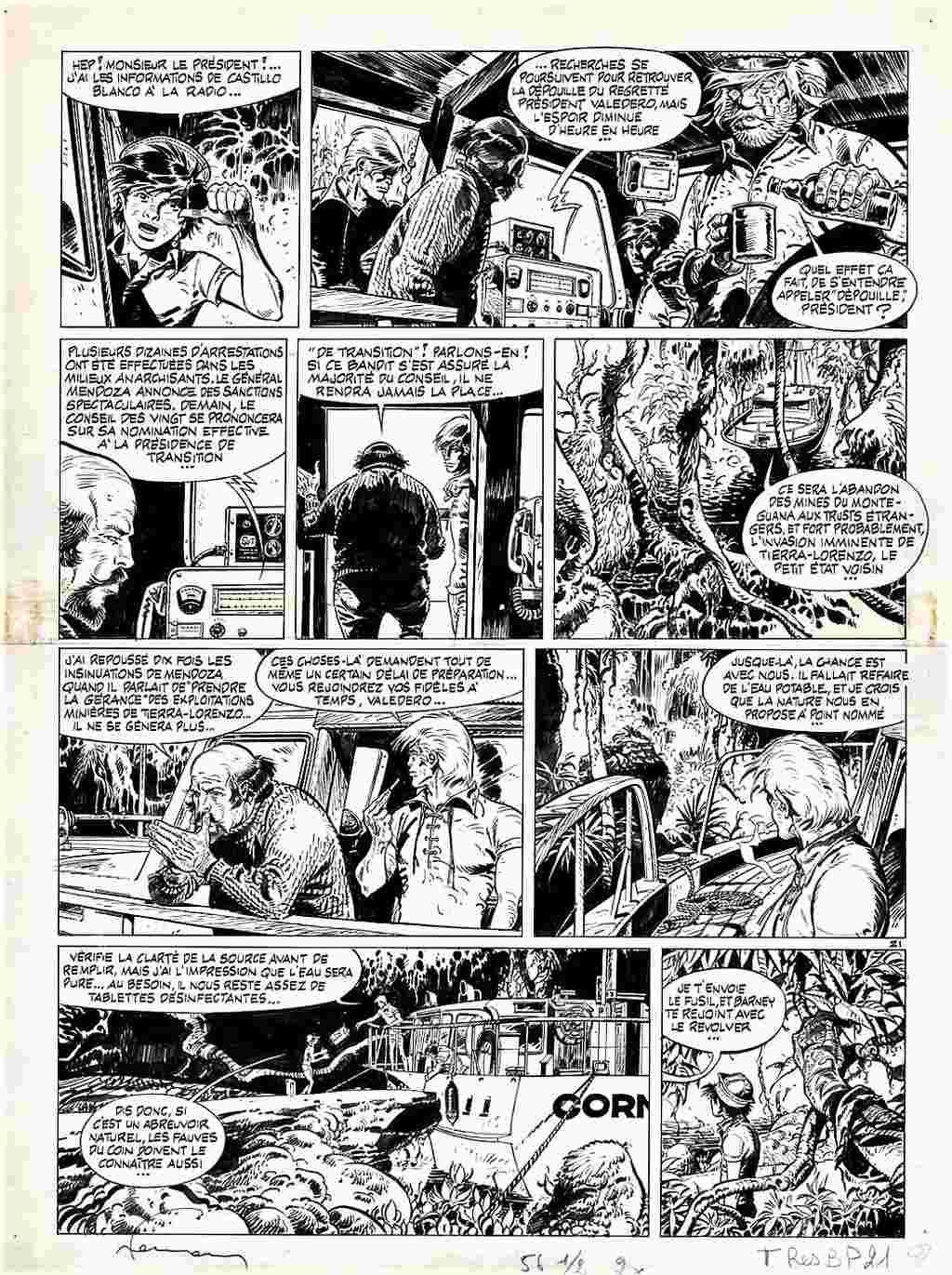 Hermann le dessinateur sans limite - Page 15 Herman12