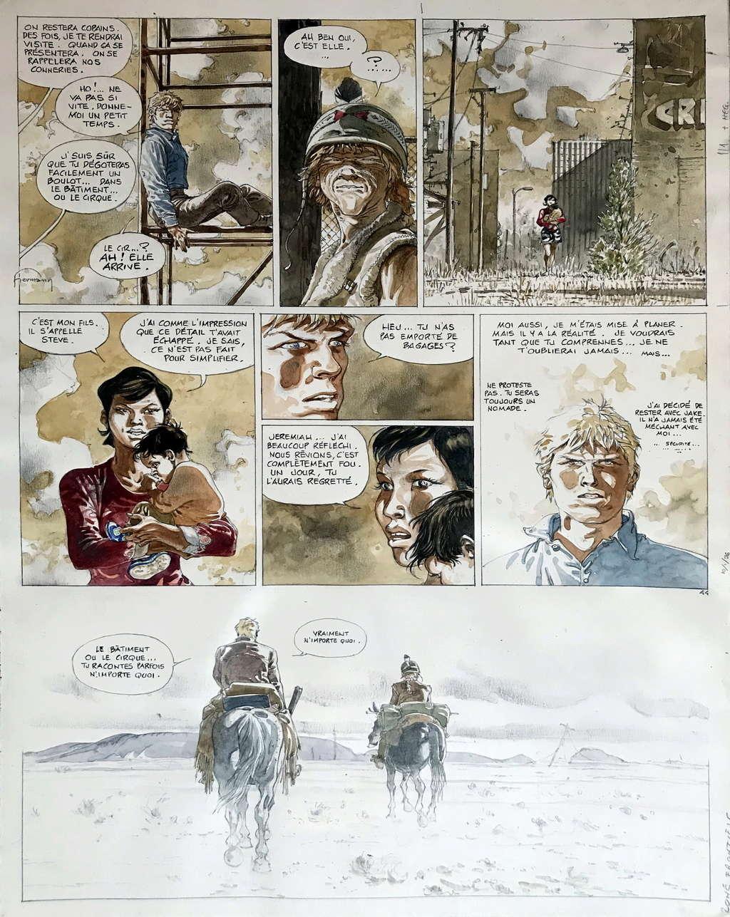 Hermann le dessinateur sans limite - Page 15 Herman15