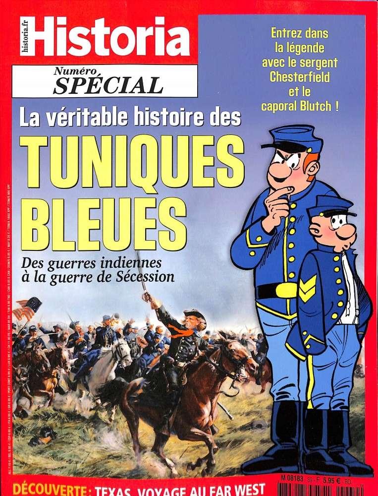 Les Tuniques Bleues - Page 3 Hs10