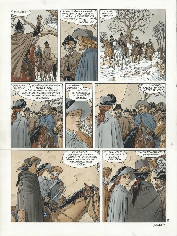 Les sept vies de l'Epervier - Page 3 Juilla10