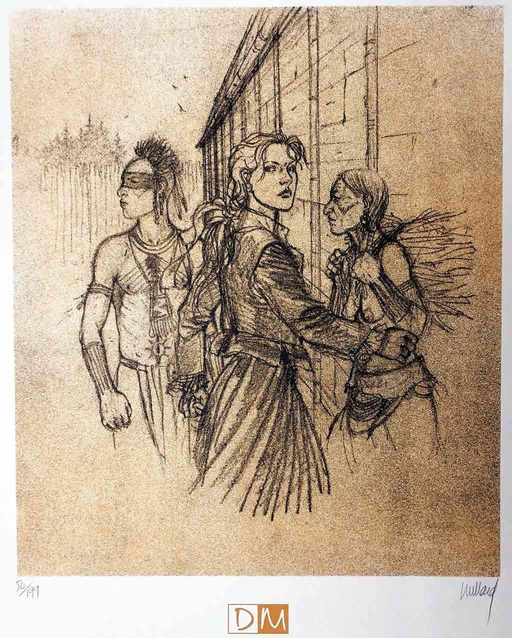 Les sept vies de l'Epervier - Page 3 Juilla18