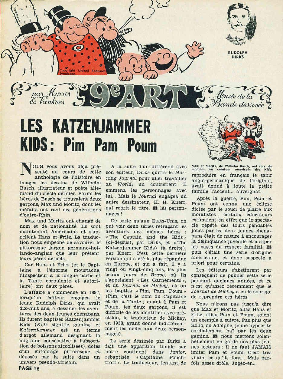 The Katzenjammer Kids (Pim Pam Poum) - Page 6 Katzen10