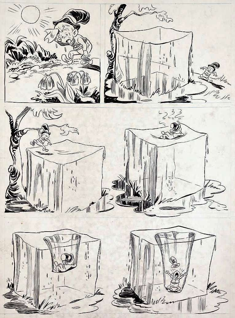 Walt KELLY et Pogo - Page 8 Kellyt10