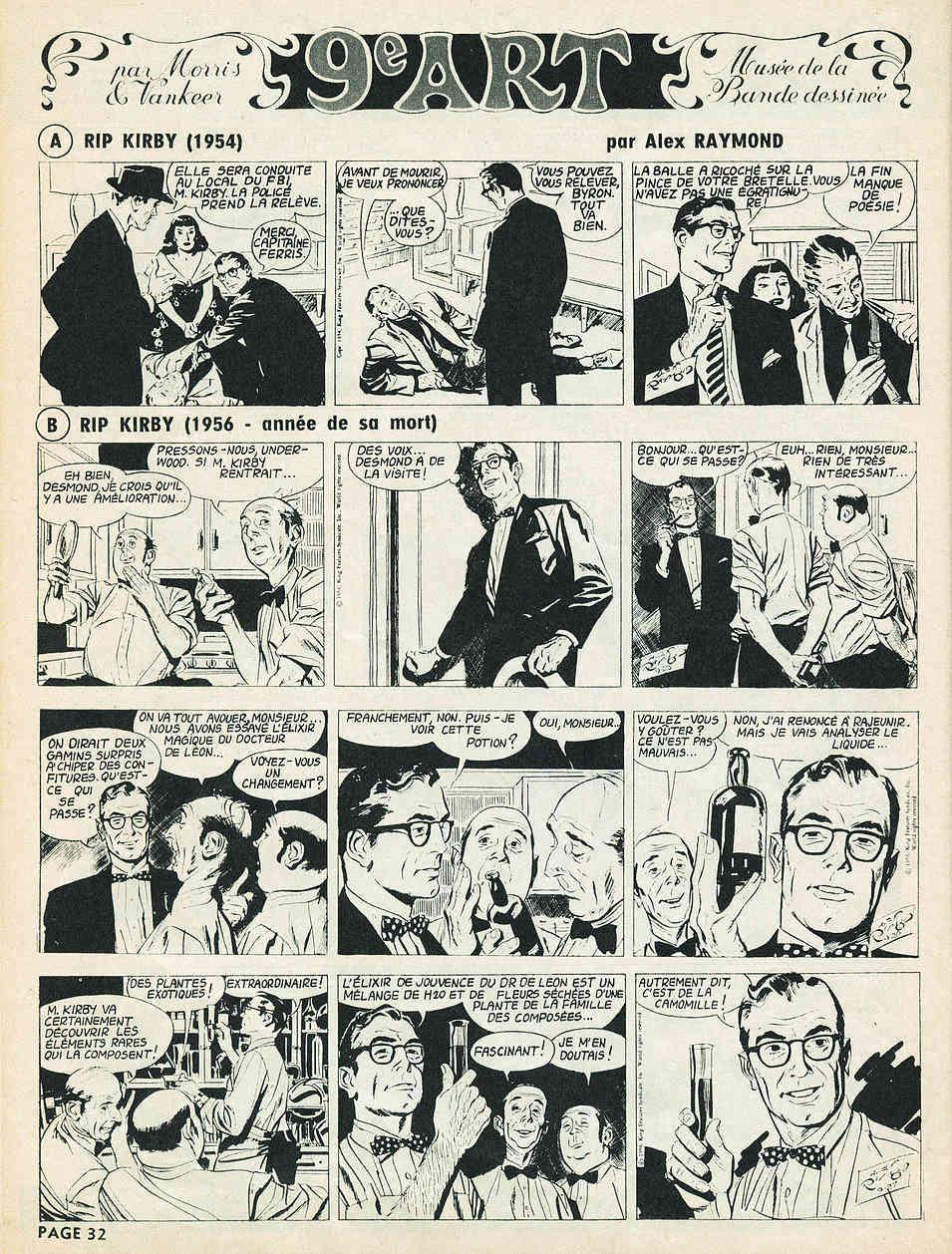 Alex RAYMOND et ses personnages - Page 7 Kirbys10