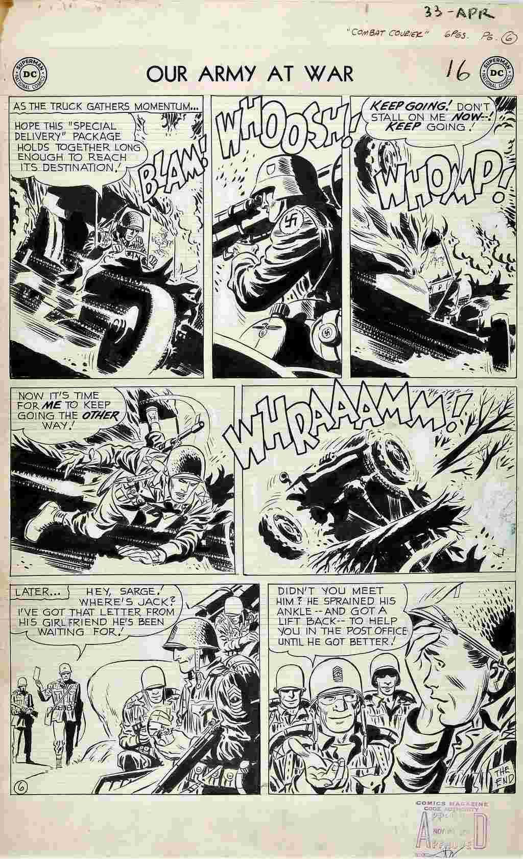 Joe KUBERT - Page 5 Kubert19