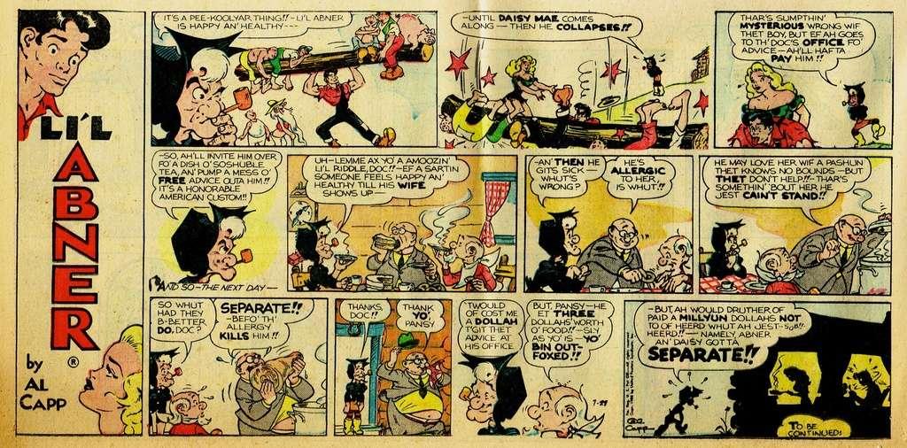 Un maître de la parodie : Al Capp - Page 7 La580710