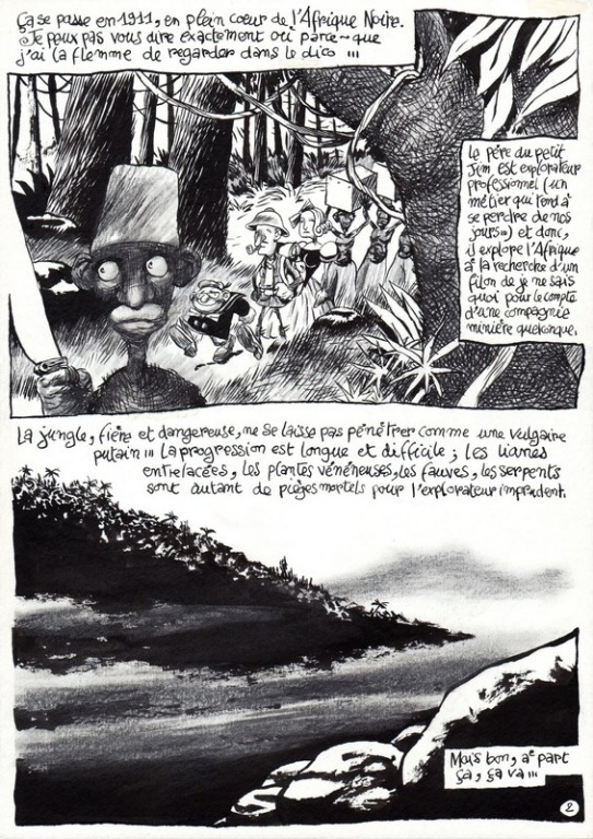 Larcenet est  merveilleux - Page 3 Larcen11