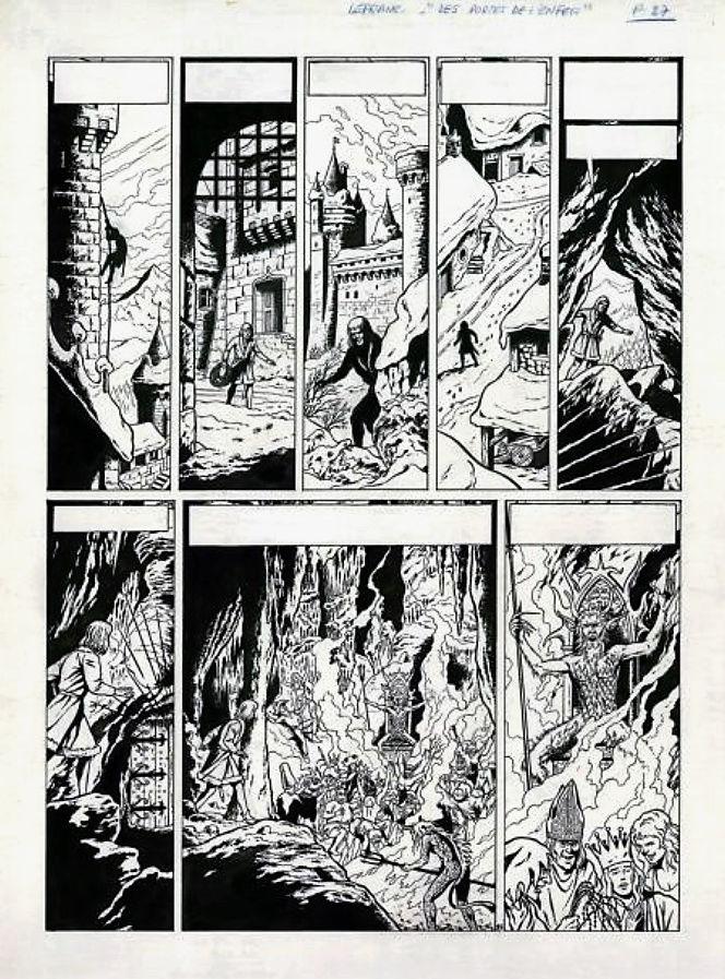 Les portes de l'enfer - Page 2 Lefran10