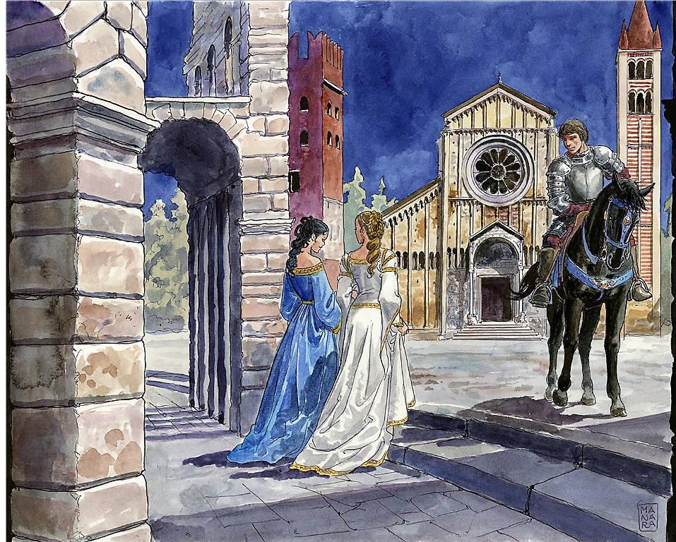 Manara, du côté d'Eros...et d'ailleurs - Page 6 Manara18