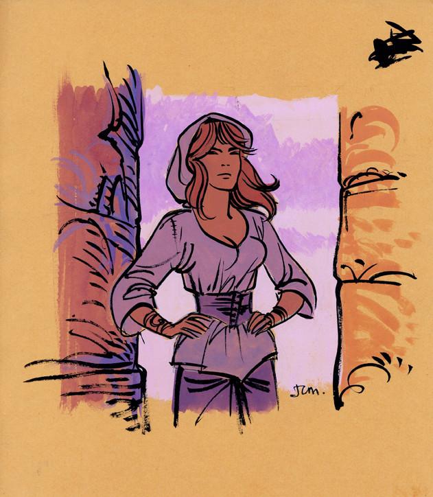 Valérian par Mézières et Christin - Page 8 Mezlau10