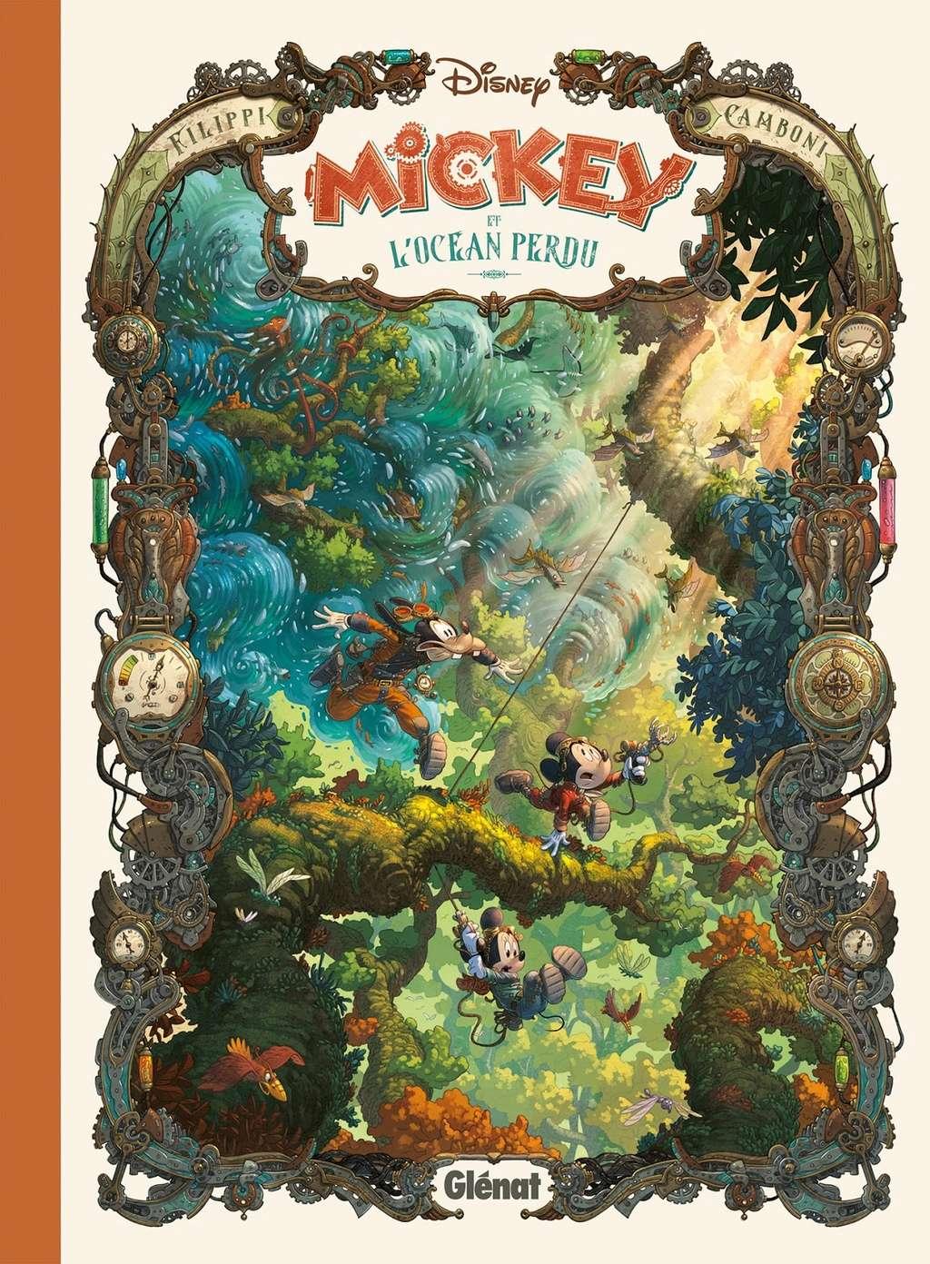 Mickey par Iwerks, Gottfredson et les autres - Page 9 Mickey10