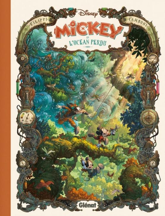 Mickey par Iwerks, Gottfredson et les autres - Page 9 Mickey12