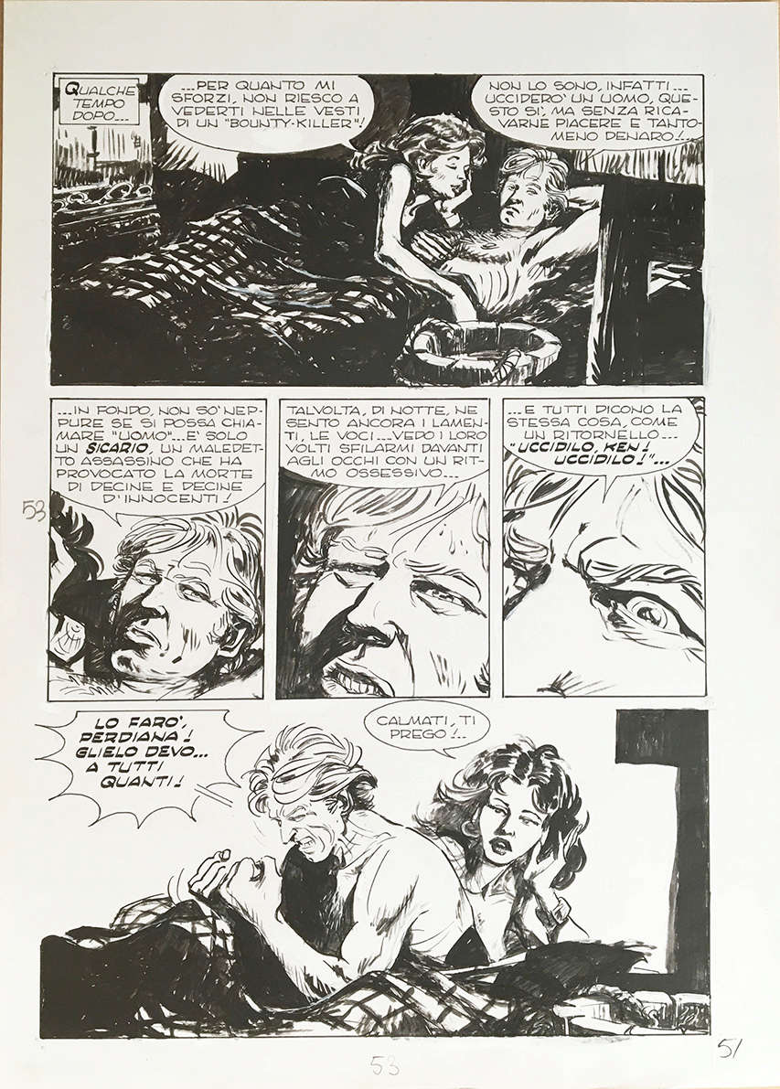 Bandes dessinées italiennes - Page 16 Milazz10