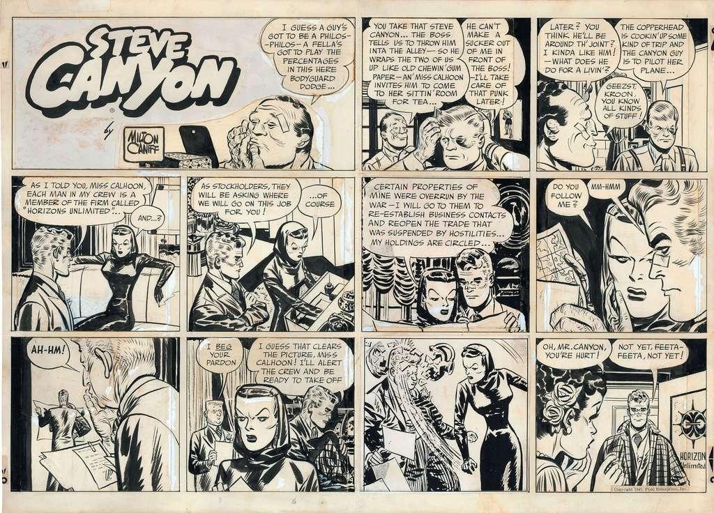 Milton Caniff - Page 7 Milton11
