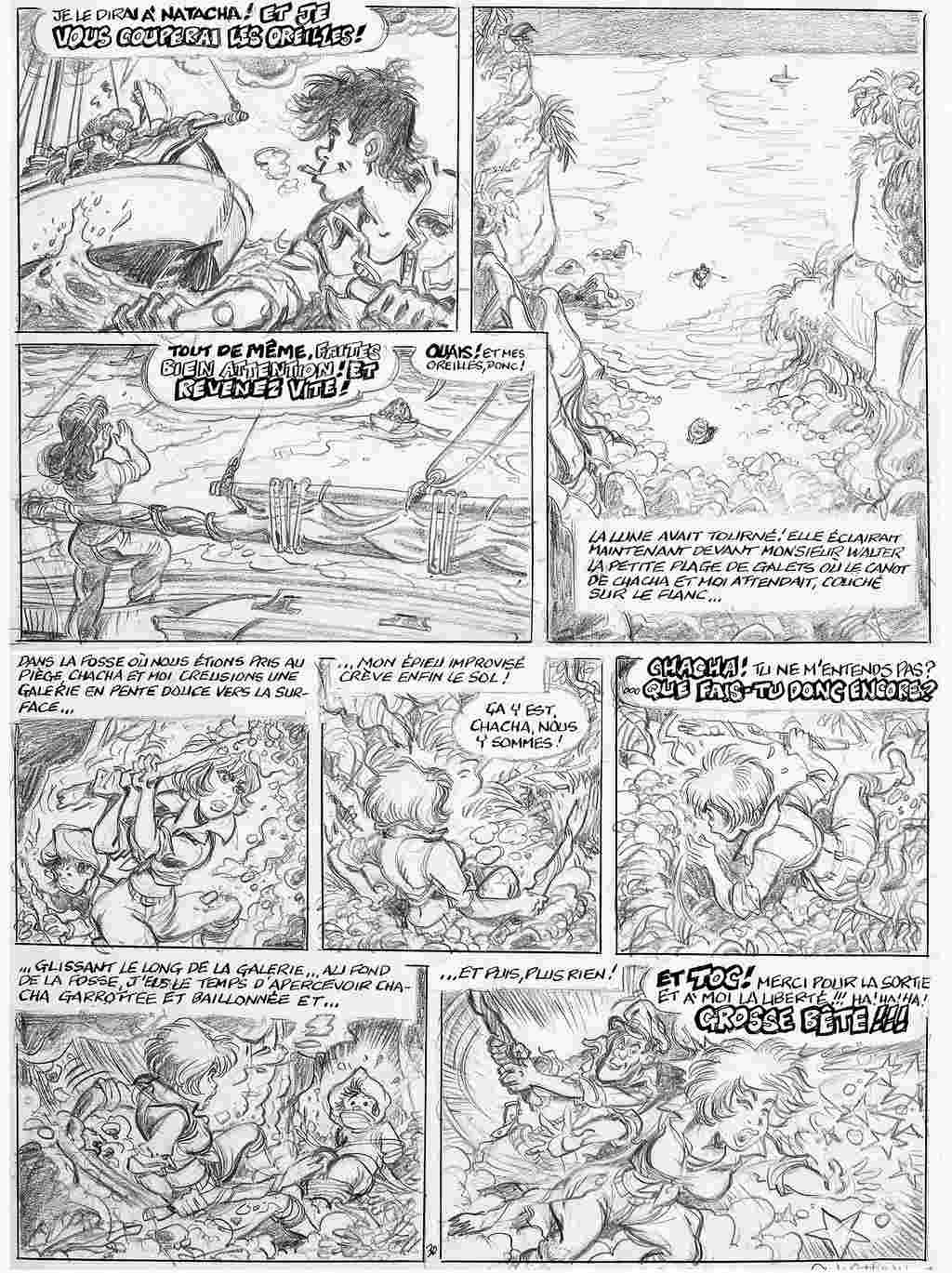 Walthéry et Natacha - Page 11 Natach11