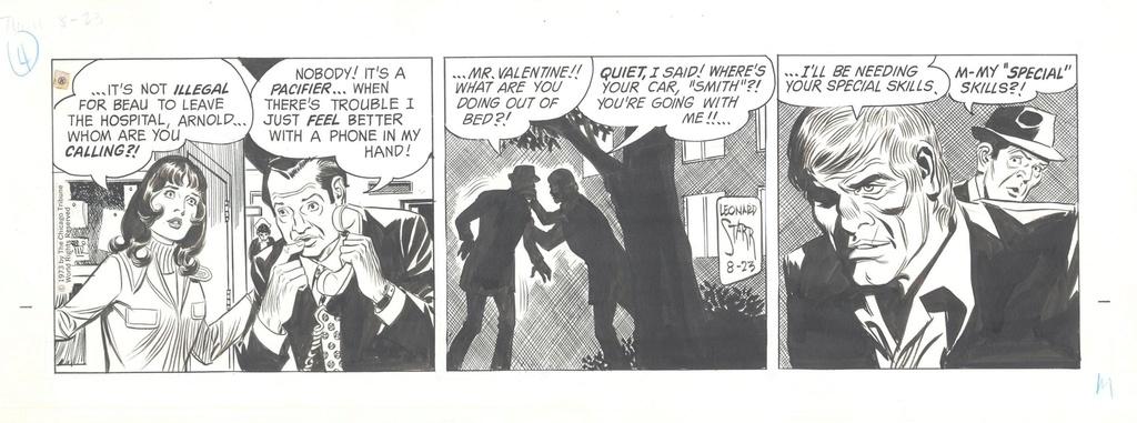 On stage (En scène) et autres oeuvres de Leonard Starr - Page 14 Onstag12