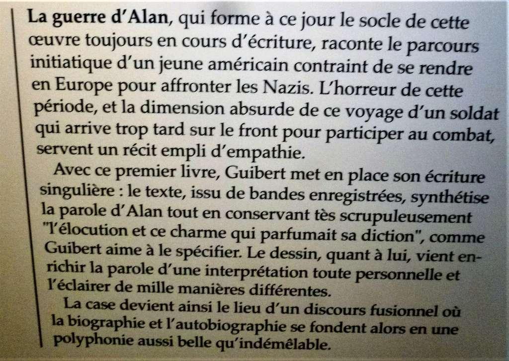 Les facettes d'Emmanuel Guibert P1410923