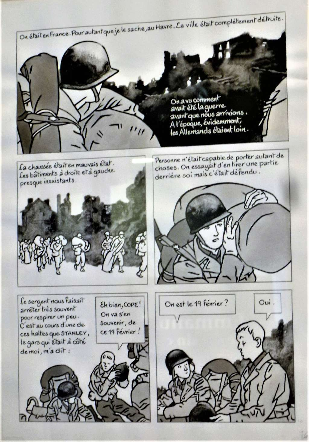 Les facettes d'Emmanuel Guibert P1410924