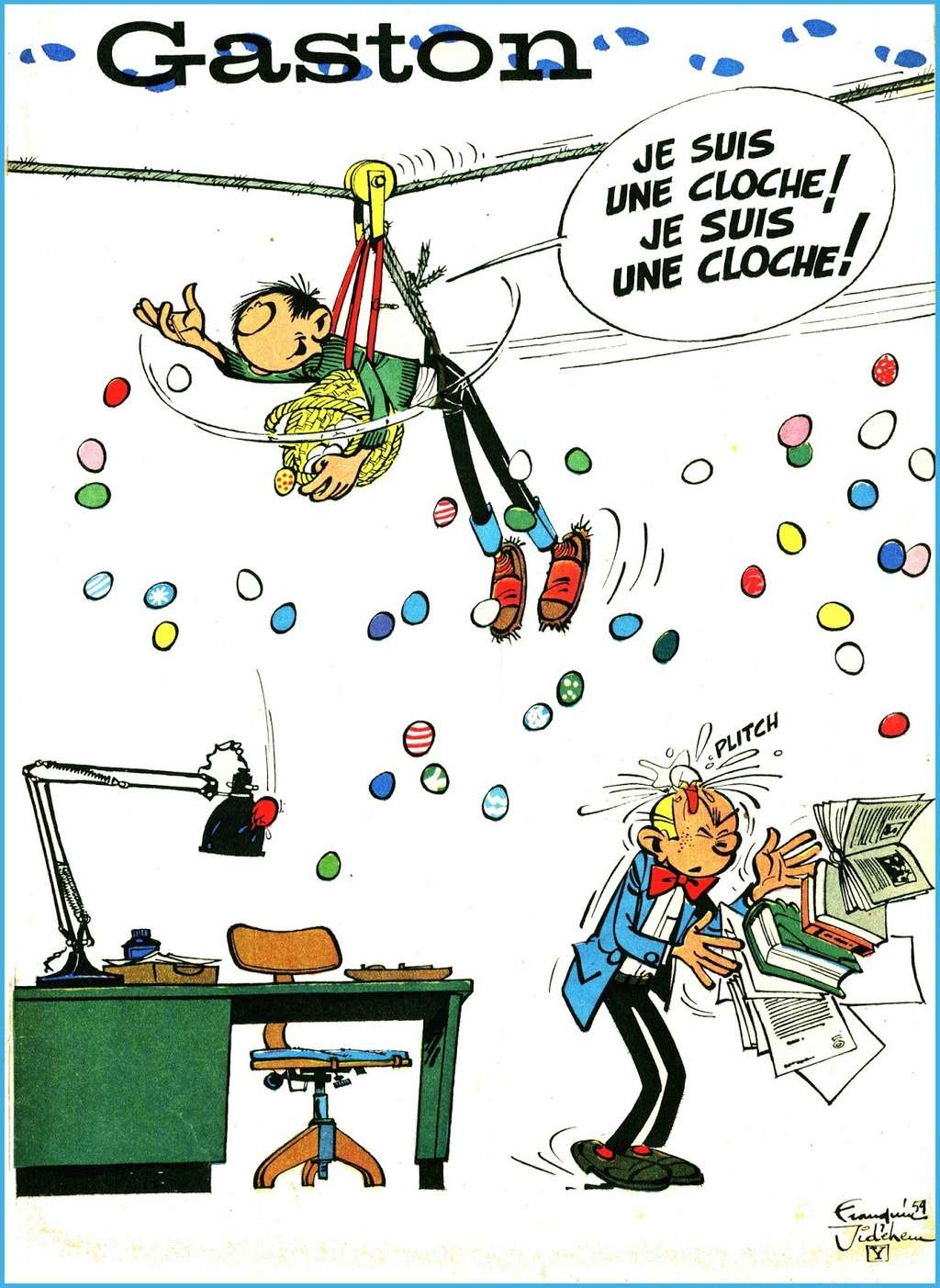 Franquin mania - Page 22 Paques10