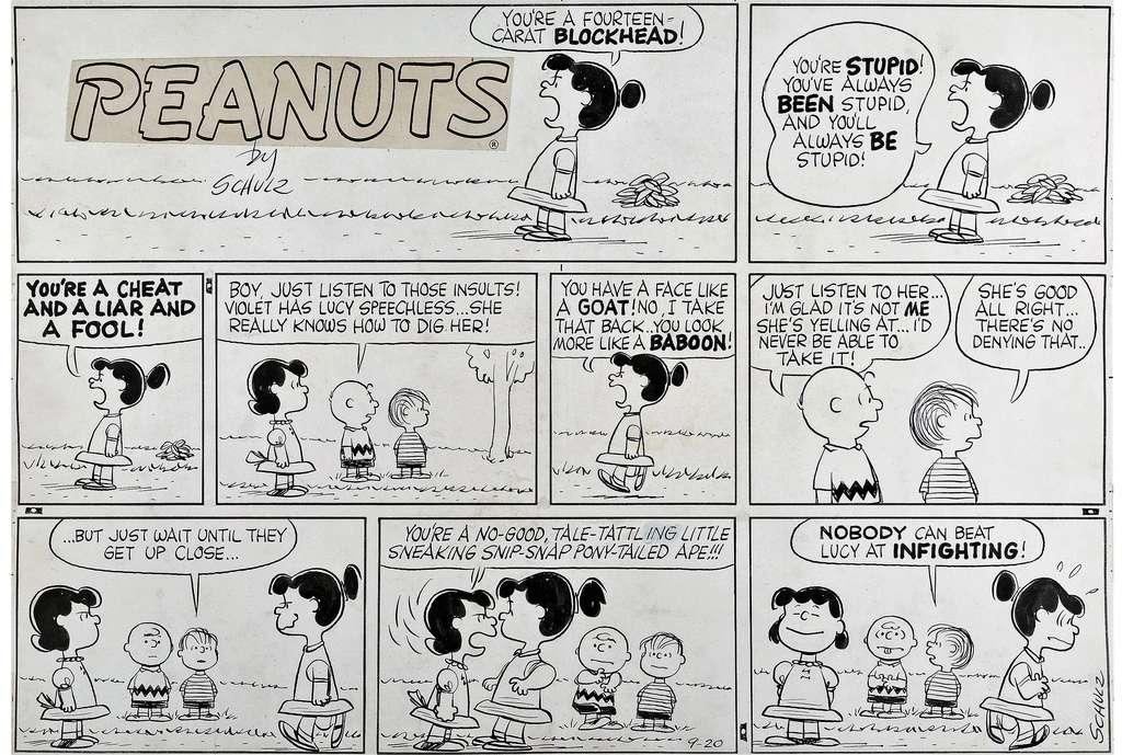 """La saga """"Peanuts"""" - Page 6 Peanut10"""